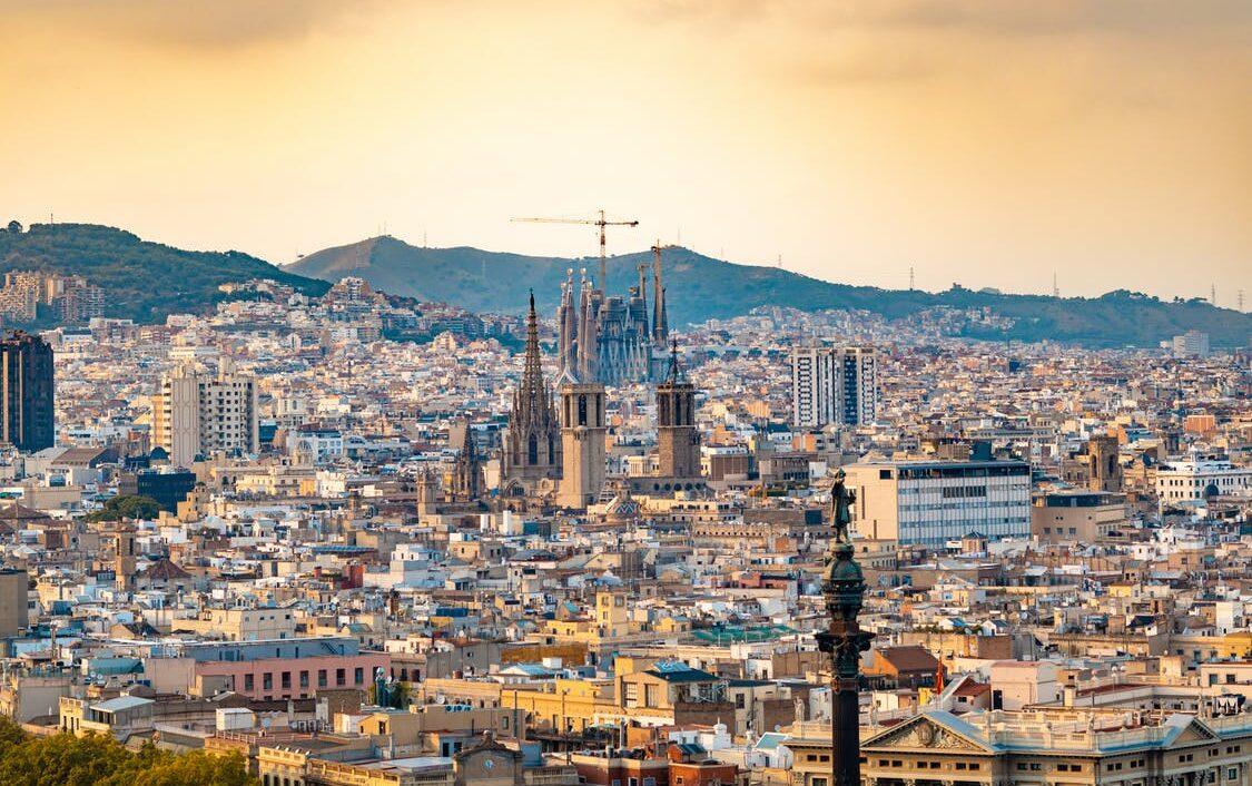 Atrakcje w Barcelonie